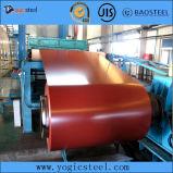 Bobine preverniciate dell'acciaio del galvalume (G300, G350, G550)