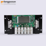 LCD van het Systeem van het Huis van de Controle van Soc PWM de ZonneLader van het Controlemechanisme van de Batterij van de Vertoning 30A 20A 10A 15A Zonne