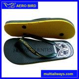 Due pattini del sandalo del pistone del PE degli uomini di alta qualità della disposizione