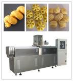 Tipos diferentes da maquinaria soprada do petisco