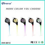 Cuffie senza fili del paraorecchie elettrico multicolore per gli accessori astuti del telefono mobile