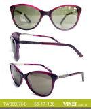 Form-Sonnenbrille-Azetat-Sonnenbrillen (76-B)