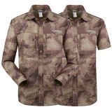 2016 جديدة يصمّم عسكريّة & خارجيّة [قويك-درينغ] رجال قميص