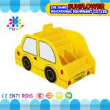 Шкаф книги, деревянный кухонный шкаф игрушки, таксомотор моделируя шкаф игрушек (XYH12141-5)