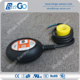 Rubber/PVC Customizable Cable Level Big Black pp Float Switch per il serbatoio di acqua