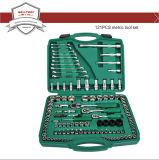 Chrom-Vanadium-Stahl-Schlüssel-Hilfsmittel-Installationssätze 120-PCS