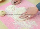 Estera Sm06 de la hornada del silicón de la estera del vajilla del silicón de la cocina