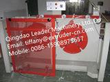 Ligne de tissu-renforcé d'extrusion de boyau de PVC de Lsj75/28 20-50mm