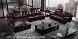 居間の本革のソファー(SBO-3971)