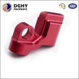 Kundenspezifische Poliermessingbefestigungsteil-Produkt-maschinell bearbeitete Teile mit konkurrenzfähigem Preis