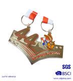 Подгонянное Souvenir Metal Sport Medal с Velvet Box