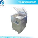 Machine simple de fermeture sous-vide d'acier inoxydable de chambre (DZ500L)