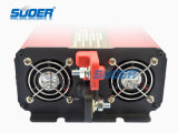 Invertitore di potere dell'automobile modificato 3000W dell'onda di seno di Suoer 24V 220V (HAA-3000B)