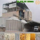 Завод муки маиса филируя, производственная линия еды маиса