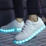 Buoni METÀ DI pattini chiari di vendita del taglio LED della ragazza addebitabili