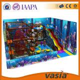 De BinnenSpeelplaats van het vermaak, de Unieke Apparatuur van de Speelplaats van de Kinderen van het Ontwerp Binnen