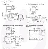 De Optokoppeling van de Poort van de Logica van de hoge snelheid 10mbit/S van Elektronische Component