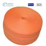 Gancho de leva y bucle suaves materiales de nylon