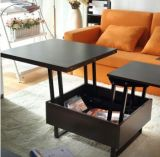 테이블을 기지개하는 거실 작은 테이블 탁자
