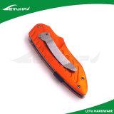 Orange einziehbares Dienstsicherheits-Kasten-Scherblock-Hilfsmesser