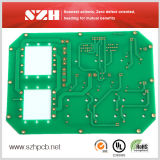 Placa de controle remoto da placa do equipamento de aquecimento do protótipo do PWB do OEM