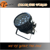 18PCS x Zoomの10W Waterproof PAR Light