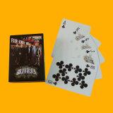 Карточки нестандартной конструкции казина высокого качества играя для Blackjack