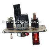 Automóvel que compete 1 interruptor vermelho 12V 20A do Toggle da tampa dos painéis do interruptor que compete a tecla 2 do começo do motor do painel do interruptor de ignição em 1 painel de alavanca do interruptor de ignição