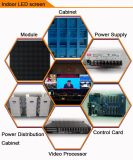 Alta tarjeta de interior de alquiler de la muestra de la definición P6 LED