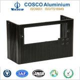 Personalizada de aluminio del recinto para la electrónica con ISO9001 Certificado