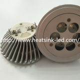 Precision sterven casting Alloy Spotlight LED aluminium koelelement