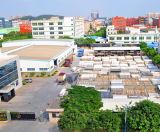 Robinets à tournant sphérique compacts de PVC de bonne qualité de constructeur de la Chine