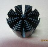 Radiateurs froids en aluminium de pièce forgéee de bonne solution thermique pour les produits électroniques