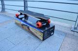 電気スケートボードの自己バランスをとるオフロード4つの車輪のための工場価格