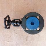 Valvola di globo forgiata standard dell'estremità della flangia del acciaio al carbonio di BACCANO A105