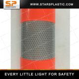 poteau d'amarrage flexible de circulation r3fléchissante de 80cm EVA/poste de avertissement/dessinateur
