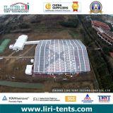 tente d'usager d'espace libre de 50m avec le dessus clair de toit pour 3000 personnes