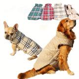 O acessório do abastecimento em produtos do animal de estimação traja a roupa do animal de estimação do cão do gato