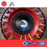 Steam Turbine Generator for Industrial Power Supply