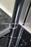 Portas de chuveiro de venda quente com faixa de vedação magnética (LT-9-3380-C)