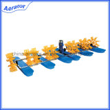 魚Farming Equipment 4 Impellers 2HP Paddle Wheel Aerator