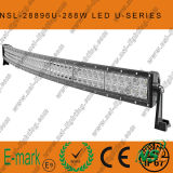 2014 Nieuw Product! ! 50 duim 288W Curved LED Light Bar Offroad CREE LED Light Bar