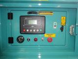 Generador diesel silencioso inferior 15kVA (GDX15*S) de la consumición de combustible de la fábrica superior