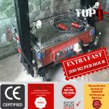 Machine 2016 de plâtrage automatique de Tupo pour plâtrer des machines de construction de matériel de Mur-Construction