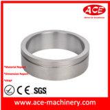 Подвергли механической обработке CNC, котор основание алюминия части