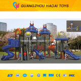 Outdoor durevole Playground Equipment per Preschool (A-15052)