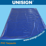 Tela incatramata UV del coperchio di immagine doppia dovuta al tergitamburo del camion del PVC di protezione
