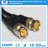 Koaxialmann Rg59 zum männlichen BNC videoenergien-Kabel
