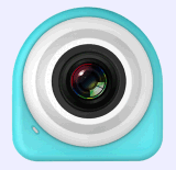 le style de vie magnétique WiFi Selfie de 20MP 1080P folâtre l'appareil-photo d'action