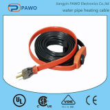 Heat elettrico Wire Water Pipe Heating Cable con Temperature Thermostat